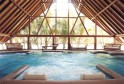 Hydrotherapy pool at Como Shambhala spa