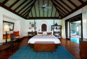 Over-water Pool Villa bedroom