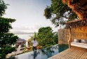 Jungle Villa decking