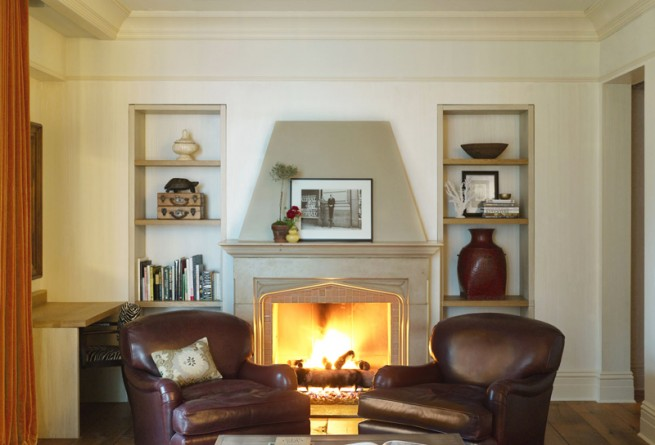Fireplace Corner Suite