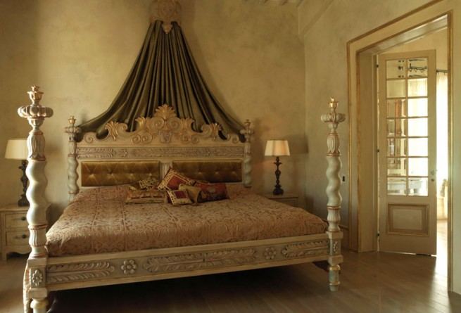 Santo Pietro Grand Suite bedroom
