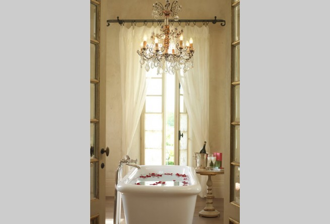 Santo Pietro Grand Suite bathroom