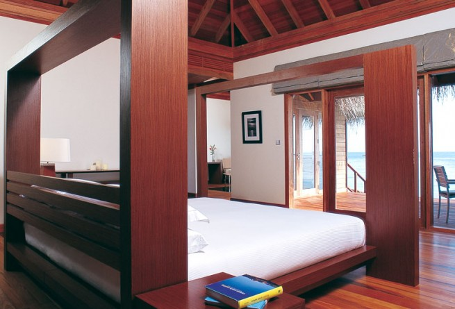 Ocean Bungalow bedroom