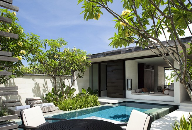 One-bedroom pool villa