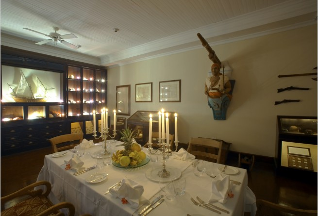 The Plantation House dining