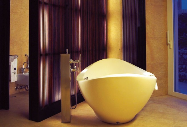 Suite Andromeda bathroom