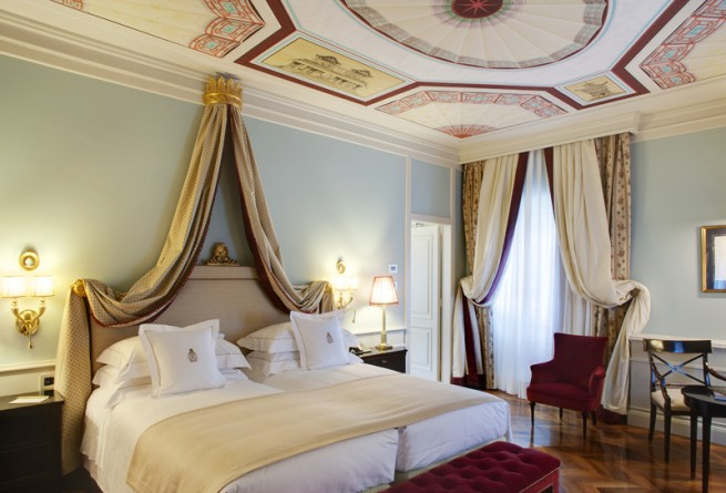 Villa Eugenia Deluxe Room