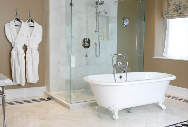 Kauto Star Suite bathroom