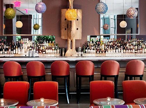 Hottest Hotel Bar