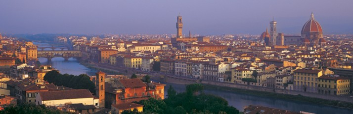 City break, Florence, Italy