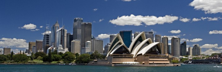 Holidays in Sydney, Australia