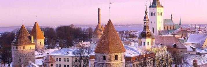 City break, Tallinn, Estonia