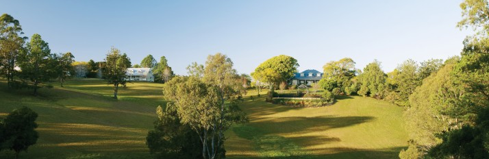 Spicers Clovelly Estate Hotel – Sunshine Coast – Australia