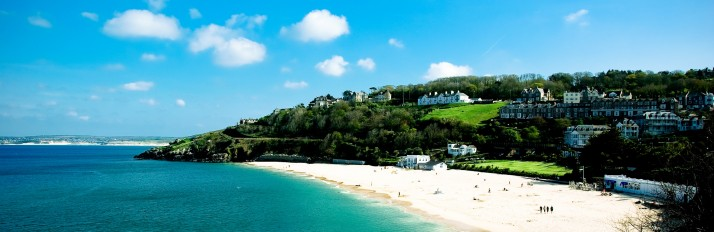 Porthminster beach