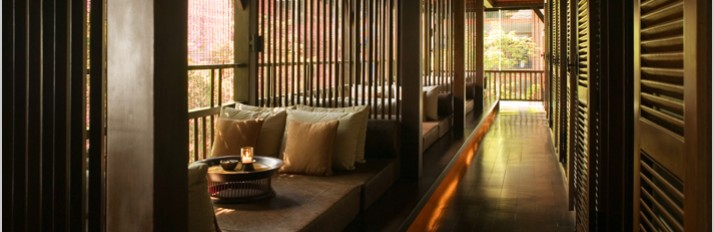 The Chedi Chiang Mai Hotel  Chiang Mai  Thailand