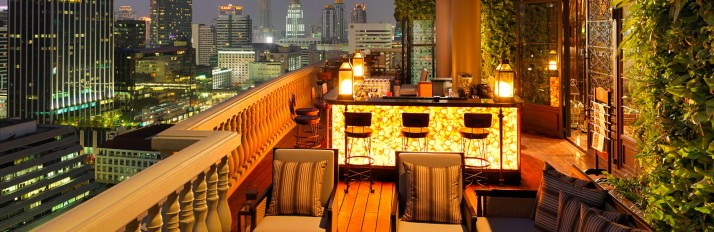 The Speakeasy Terrace