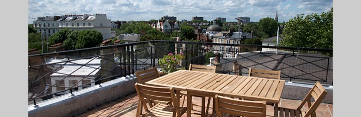 Europa House Apartment 14 terrace