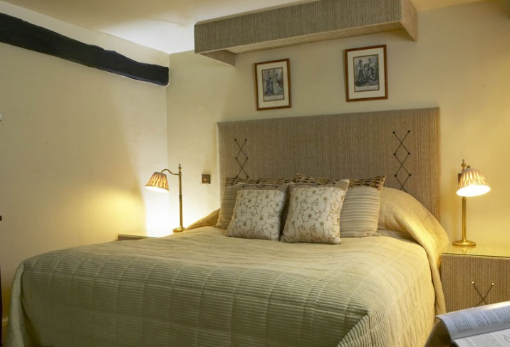 Mr & Mrs Smith - Knepp bedroom