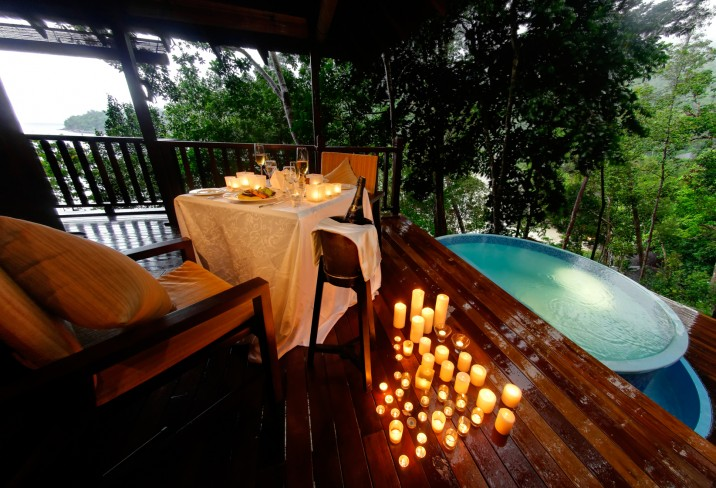 Mr & Mrs Smith - Tree House Villa Spa