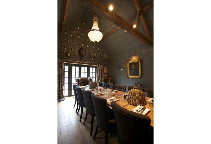 Mr & Mrs Smith - Private dining room