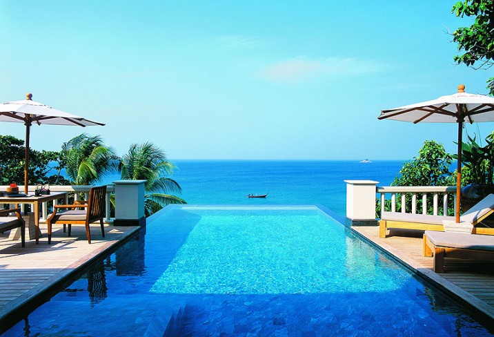 Mr & Mrs Smith - Ocean View Pool Villa