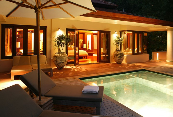 Mr & Mrs Smith - Pool Villa