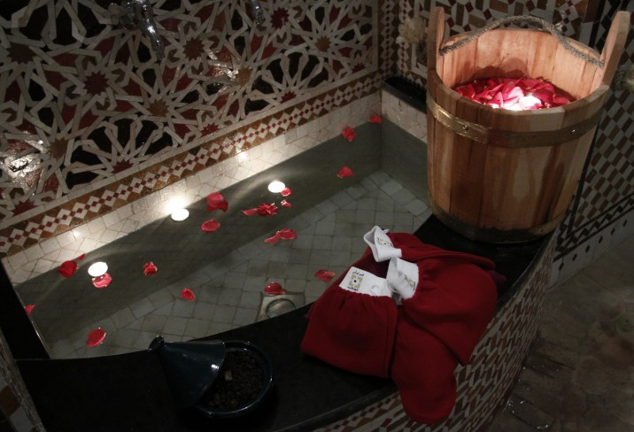Mr & Mrs Smith - Hammam