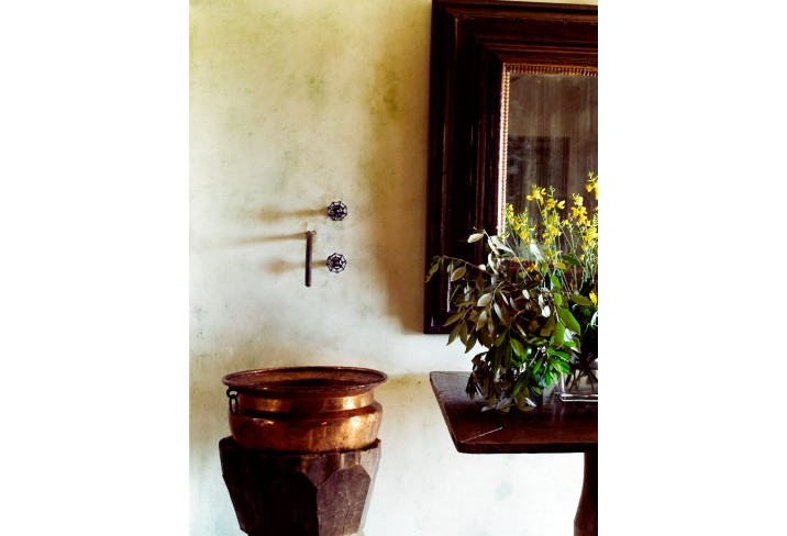 Mr &amp; Mrs Smith - Il Giardino Segreto Suite Bathroom detail