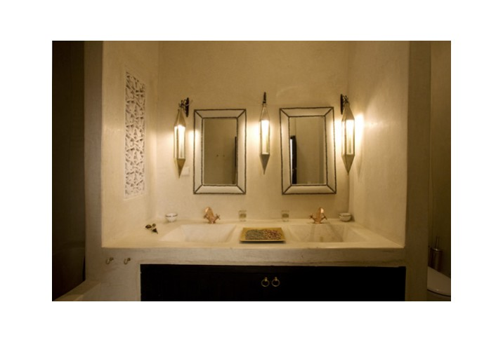 Mr &amp; Mrs Smith - Patio Suite Bathroom