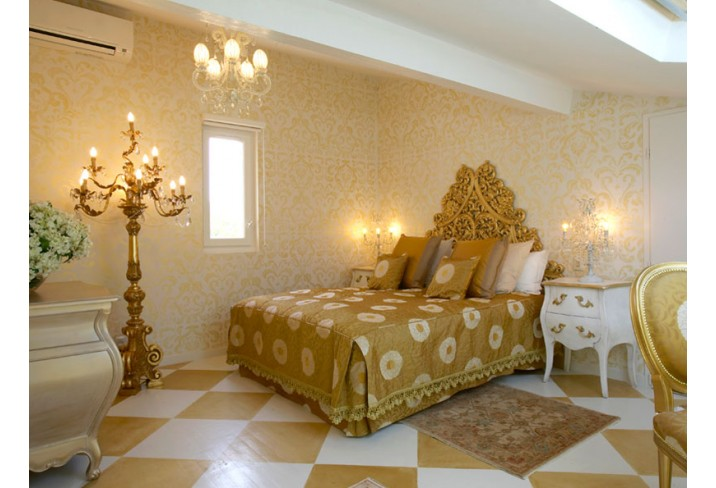 Mr & Mrs Smith - Stella di Mare bedroom