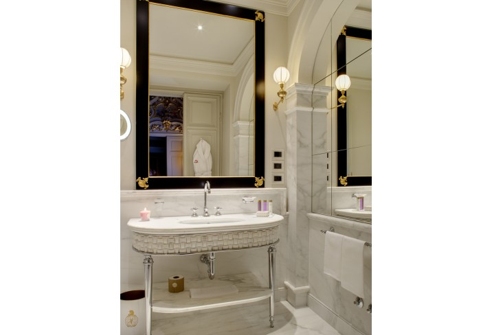 Mr &amp; Mrs Smith - Deluxe Room bathroom