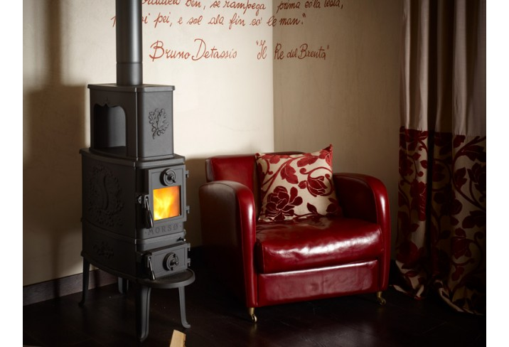 Mr & Mrs Smith - Fireplace