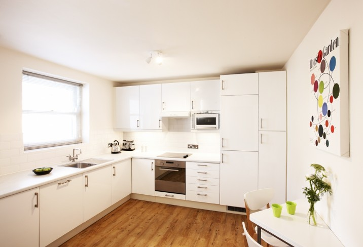 Mr &amp; Mrs Smith - Two bedroom apartment kitchen