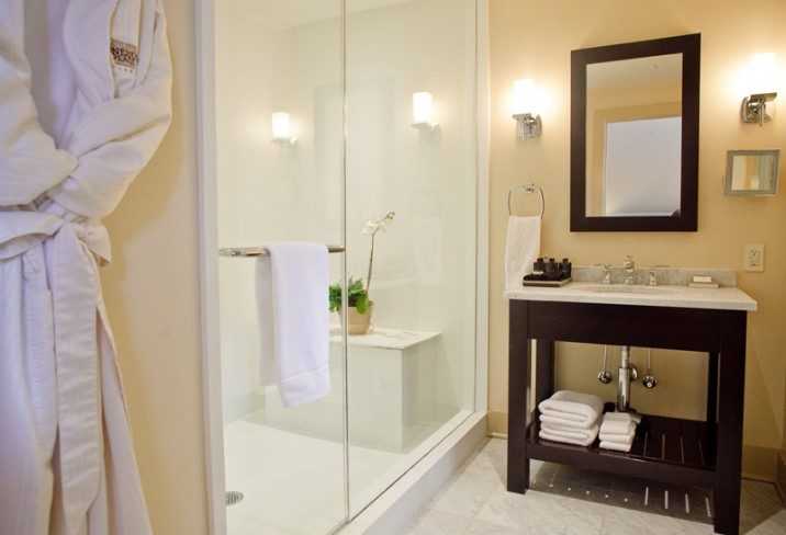 Mr & Mrs Smith - Gables Suite bathroom
