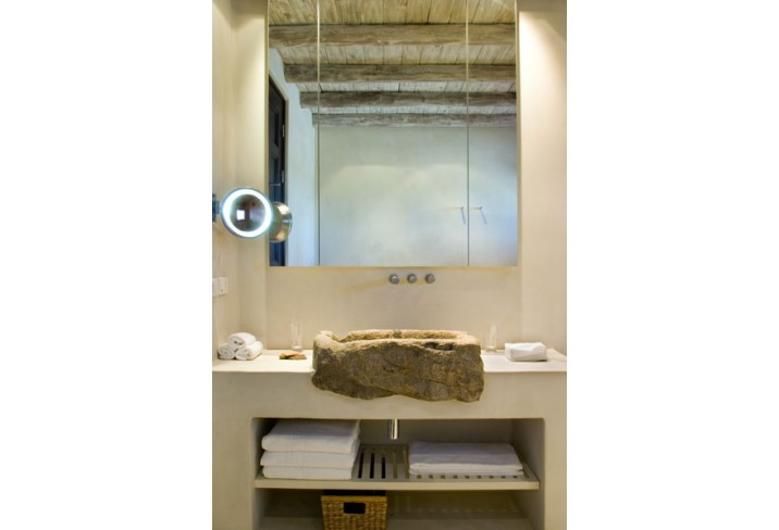 Mr & Mrs Smith - Stone sink