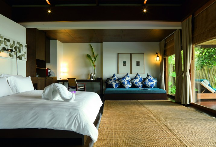 Mr &amp; Mrs Smith - Grand Ocean Villa bedroom