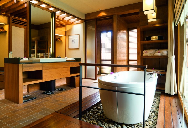Mr &amp; Mrs Smith - Pool Villa bathroom