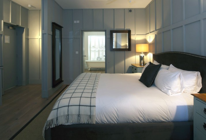Mr & Mrs Smith - Luxury double room