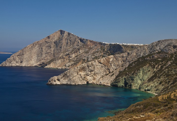 Mr & Mrs Smith - Folegandros