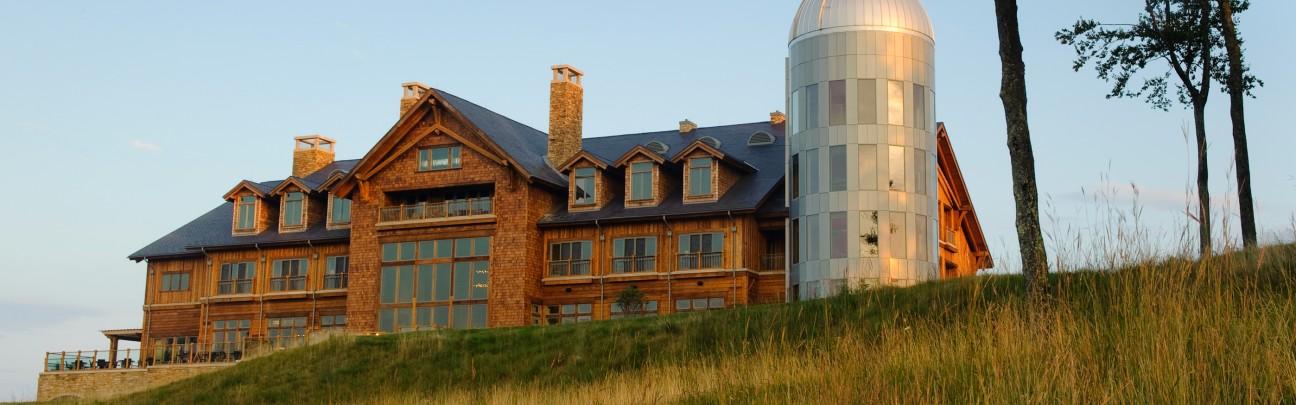 Primland Hotel - Virginia - USA