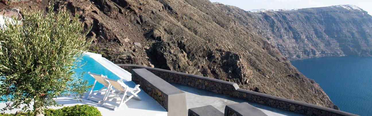 Aenaon Villas Hotel- Santorini - Greece