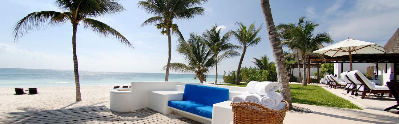 Esencia Hotel - Yucatan Peninsula - Mexico