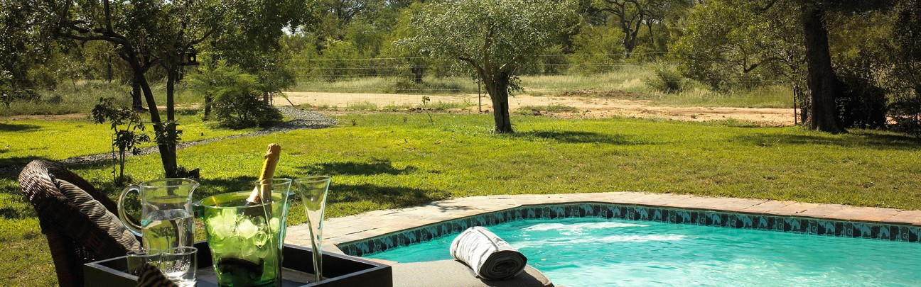 Tintswalo Safari Lodge  –  Kruger National Park  –  South Africa