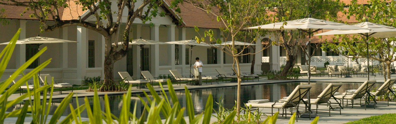Amantaka – Luang Prabang – Laos