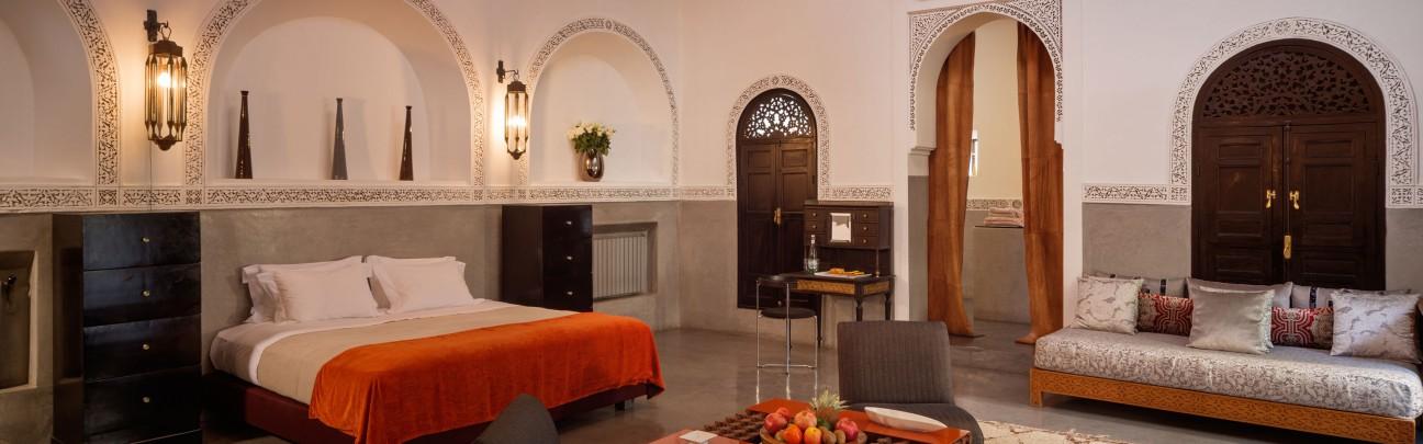 Riad 72 Hotel - Marrakech - Morocco