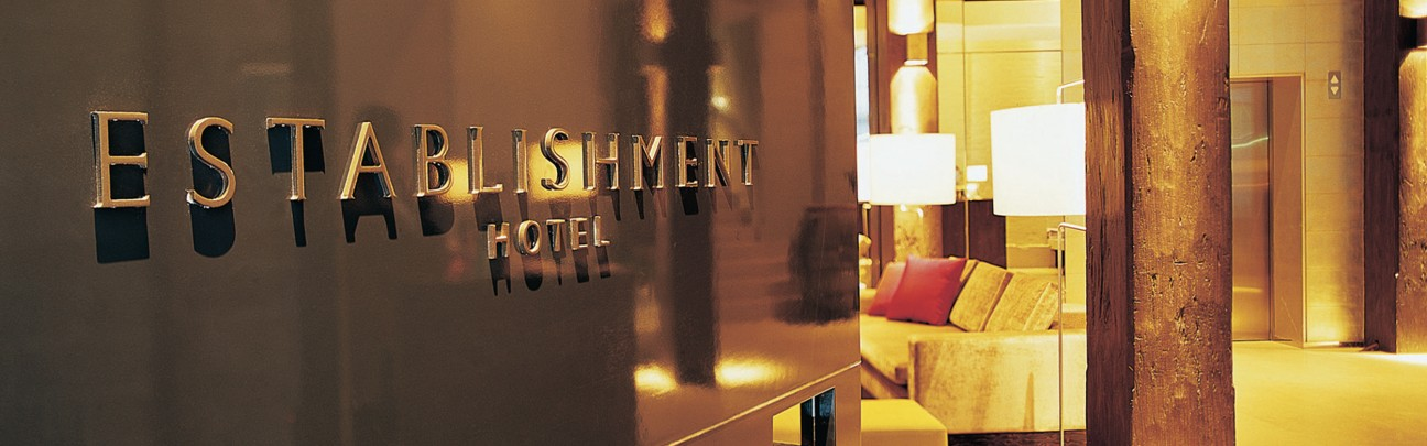 Establishment Hotel – Sydney – Australia