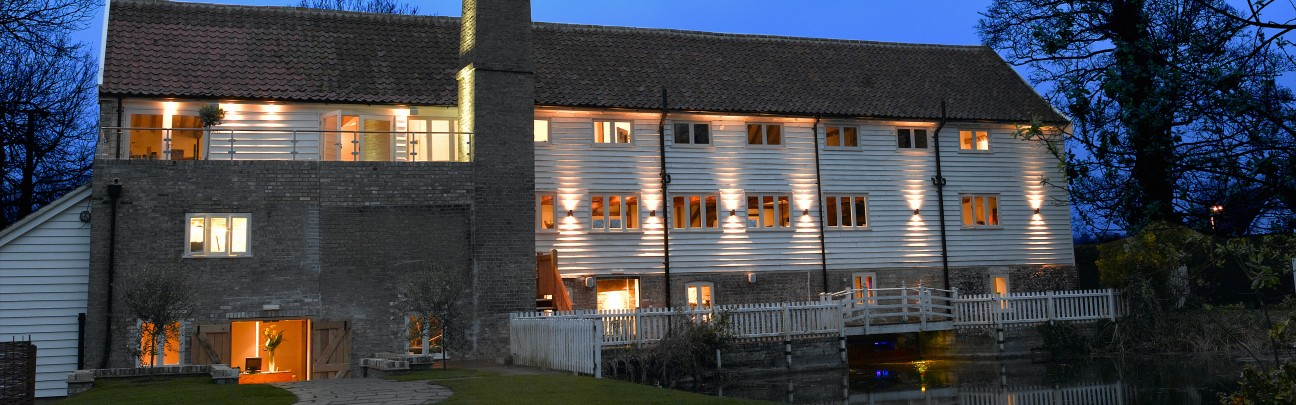 Tuddenham Mill - Suffolk - United Kingdom