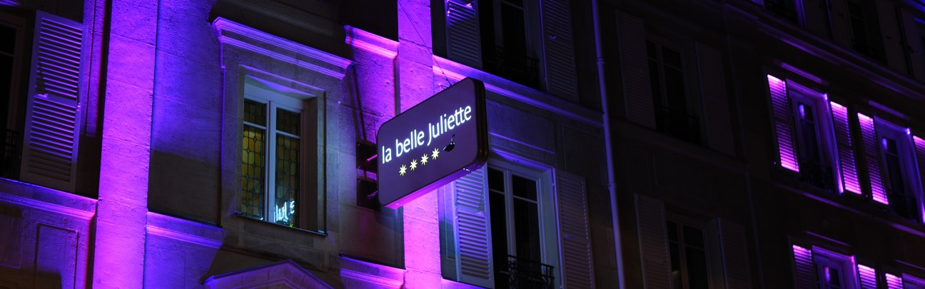 La Belle Juliette hotel – Paris – France