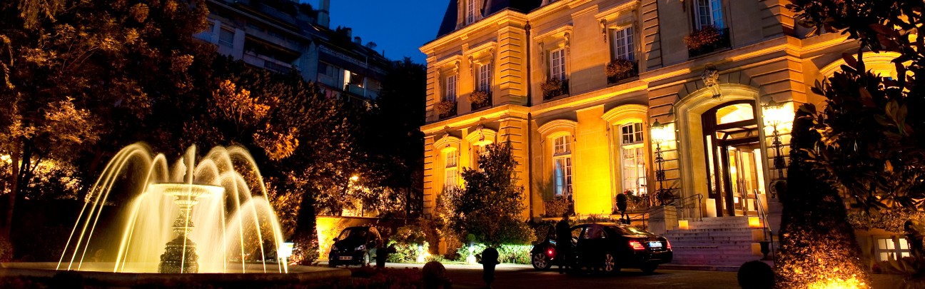 Hotel Saint James Paris - Paris - France