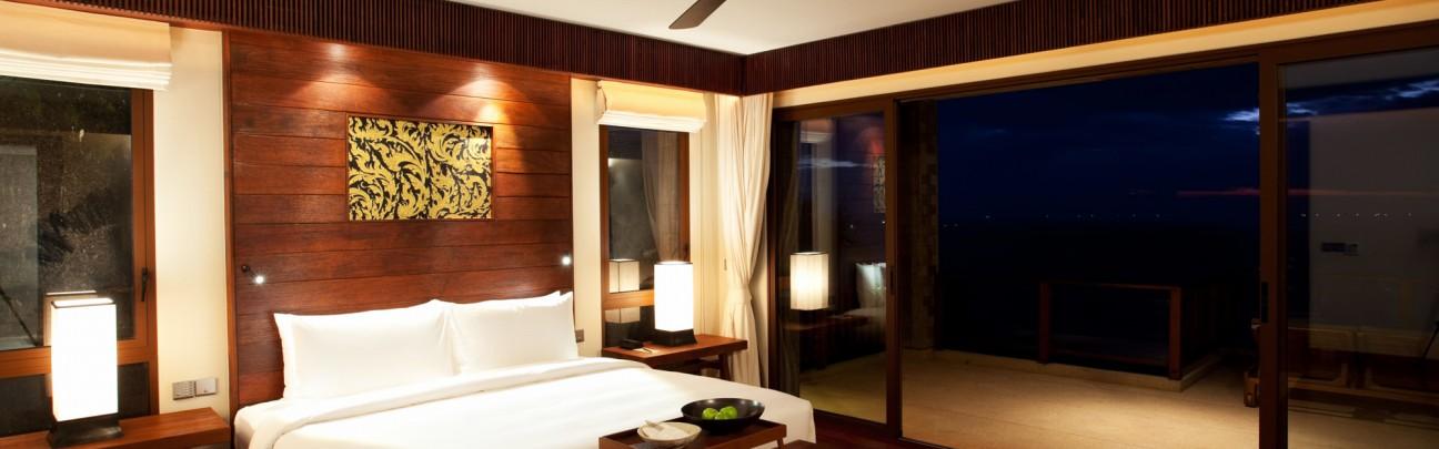 Paresa Phuket Hotel – Phuket – Thailand